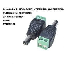 Adaptador Plug para Terminal