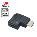 Adaptador R HDMI A Macho  <=> HDMI  A Fêmea