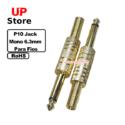 Adaptador P10 6.3mm Mono M => Terminal para cabo Metal