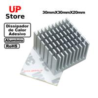 Dissipador De Calor Alumínio 30x30x20  Set 1pç