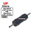 Adaptador Plug  DC 2.35-0.7 M  – Plug  DC 2.35-0.7 M