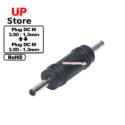 Adaptador Plug  DC 3.50-1.3 M  – Plug  DC 3.50-1.3 M