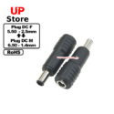 Adaptador Plug  DC 5.50-2.50 F-Plug  DC 6.50-1.40 M