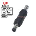 Adaptador Plug  DC 5.50-2.10 M-Plug  DC 6.00-1.00 M